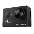 DBPOWER 4K 12MP 2인치 스크린 액션캠 /w 악세서리 키트