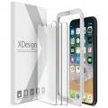 아이폰 X 스크린 강화유리 액정보호필름 (3팩)