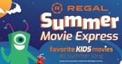 Regal 영화관 여름 어린이 영화티켓 $1