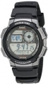 카시오 남성 AE1000W-1B 손목시계