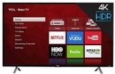 TCL 49S405 49인치 4K UHD Roku 스마트 LED TV