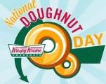 도넛 데이 6월 2일, 공짜 크리스피 크림 + 던킨도너츠 도넛