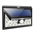 Litom Super Bright 무선 태양광 모션감지 24 led 센서등