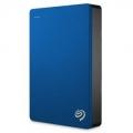씨게이트 백업플러스 슬림 4TB USB 3.0 외장 휴대용 하드 (블루색상)
