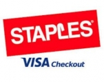 스테이플스에서 $100 이상 구매시 $25 할인 (비자 체크아웃 사용시)