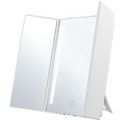Jerrybox 트라이폴드 LED 화장 거울