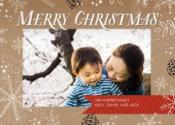 월그린 커스텀 주문 제작 카드, 6개 (크리스마스 / 새해인사..)