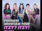 ITZY (있지) 쇼케이스 투어 미국 공연