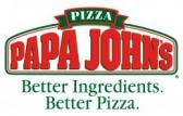 파파존스 (Papa John's) 피자 50% 할인코드