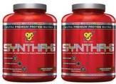 신타6 (Syntha-6) 5lbs 단백질 보충제 파우더 2통 (총 10lb)
