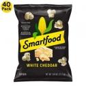 스마트푸드 화이트 체다 치즈맛 팝콘 0.625oz (40개)