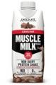 머슬밀크 초콜릿 25g 단백질 셰이크 (12개 팩)