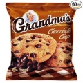Grandma's Chocolate Chip Cookies 쿠키, 2.5oz (60개 팩)