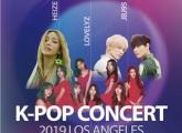 K-CON EXPO 무료 공연 - 헤이즈, 러블리즈, JBJ95 @ THE SOURCE OC