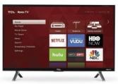 TCL 55S405 55인치 4K UHD Roku 스마트 LED TV (2017년 모델)