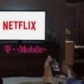 티모빌 T-Mobile ONE 패밀리 플랜, 넷플릭스 (Netflix) 공짜