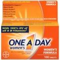 원어데이 One A Day 여성용 종합 비타민 /영양제 (100 정)