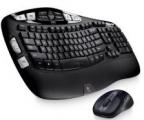 로지텍 MK550 웨이브 무선 키보드 마우스 콤보