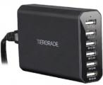 Tiergrade 6 포트 60W 12A 충전기