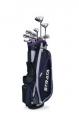 (프라임데이 딜) 캘러웨이 스트라타 플러스 여성 골프 클럽 14피...