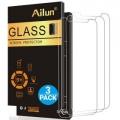 AILUN 아이폰 X 스크린 강화유리 액정보호필름 (3팩)