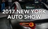 뉴욕 국제 2017 오토쇼 (2017년 4월 14일부터 4월 23일까지)