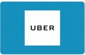 우버 (Uber) $15 기프트 카드 (이메일 배송)