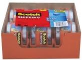 스카치 (Scotch) 배송, 박스 테이프, 디스펜서달린 테이프 6개