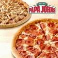 파파존스 라지 2 토핑 피자